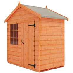 3ft x 5ft Mini Playhouse (12mm Tongue and Groove Floor and Roof)