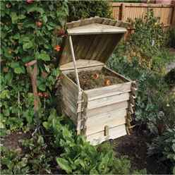 "Beehive Rowlinson Composter 2'5"" x 2'5 (740mm x 740mm)"