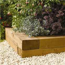 Rowlinson 1.8m Timber Blocks
