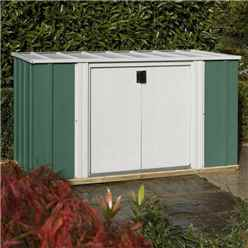 Rowlinson 6ft x 3ft Green Storette (1700mm x 920mm)