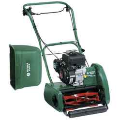 Suffolk Punch P14SK Petrol Cylinder Lawnmower - Free Next Day Delivery*