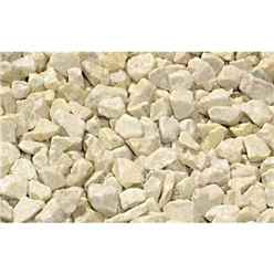 Harvest Buff Gravel - Bulk Bag 850 Kg