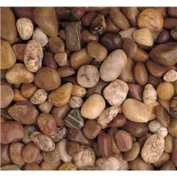 Portland Pebbles Gravel - Bulk Bag 850 Kg
