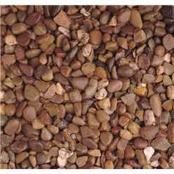 Walnut Flint Gravel - Bulk Bag 850 Kg