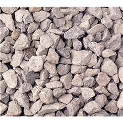 20mm White Limestone Gravel - Bulk Bag 850 Kg