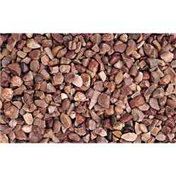 Cheshire Pink Gravel - Bulk Bag 850 Kg
