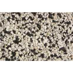 Black & White Mix Gravel - Bulk Bag 850 Kg