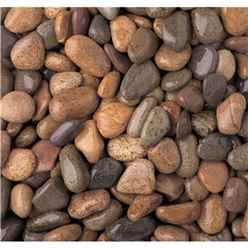 Scottish Pebbles Gravel - Bulk Bag 850 Kg