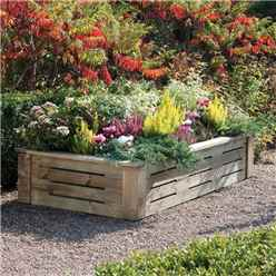 6ft x 3ft Raised Rowlinson Planter