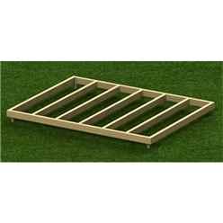 Timber Portabase 7ft x 7ft