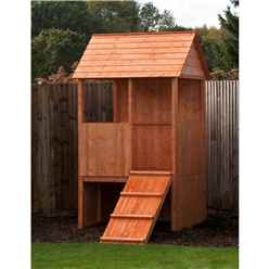 4ft x 4ft Stowe Lookout Playhouse