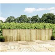 3FT (0.92m) Vertical Pressure Treated 12mm Tongue & Groove Fence Panel - 1 Panel Only (Min Order 3 Panels) + Free Delivery*