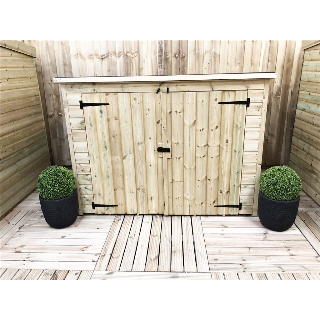 Shedswarehouse Com Aston 6ft X 3ft Pressure Treated