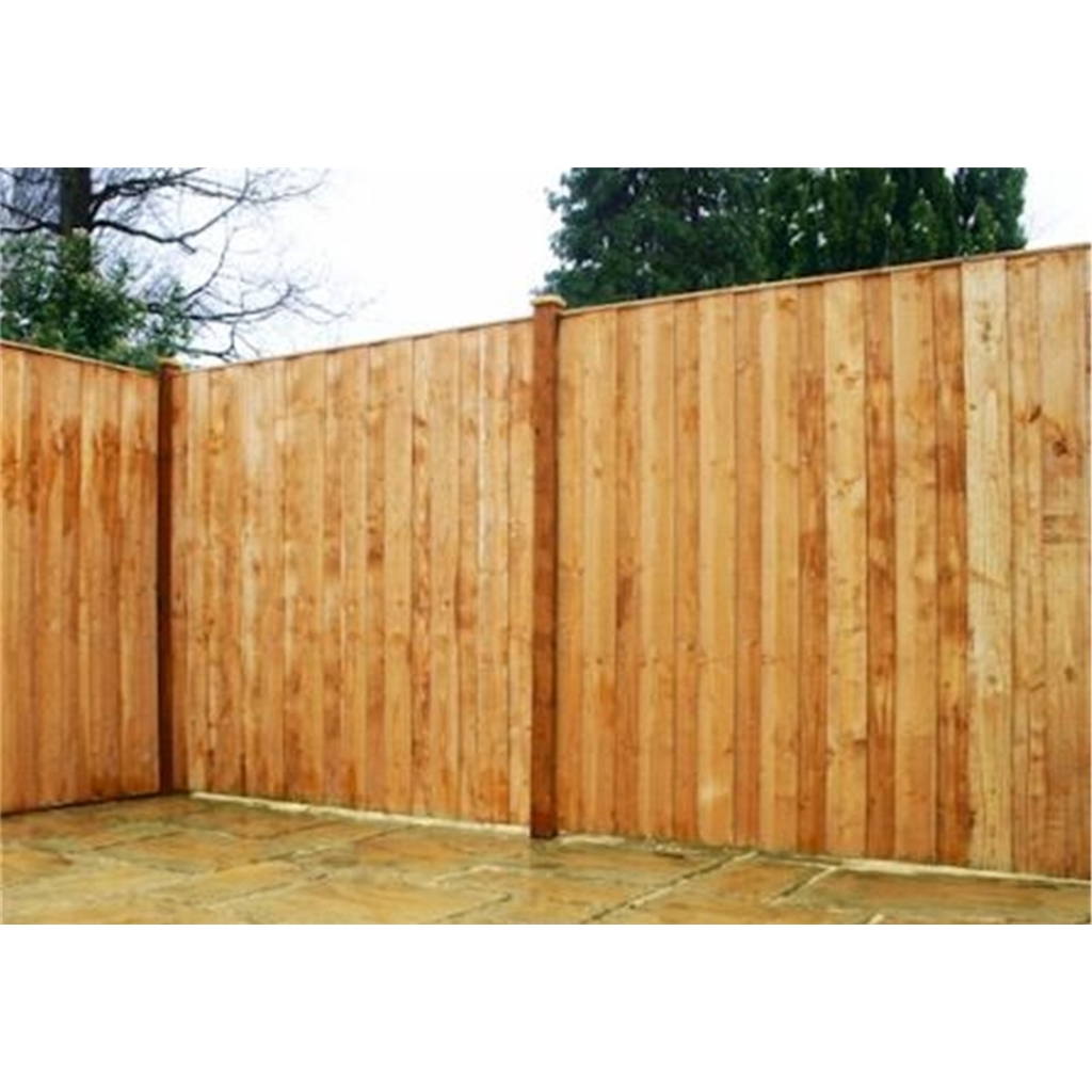 oxford fencing 5ft vertical hit miss panels 1 panel only min order 3. Black Bedroom Furniture Sets. Home Design Ideas