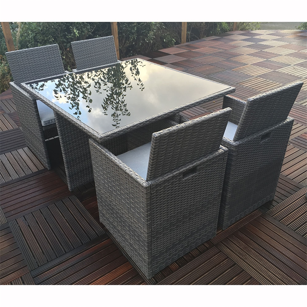 Shedswarehouse Com Garden Furniture Marlow Flat Weave