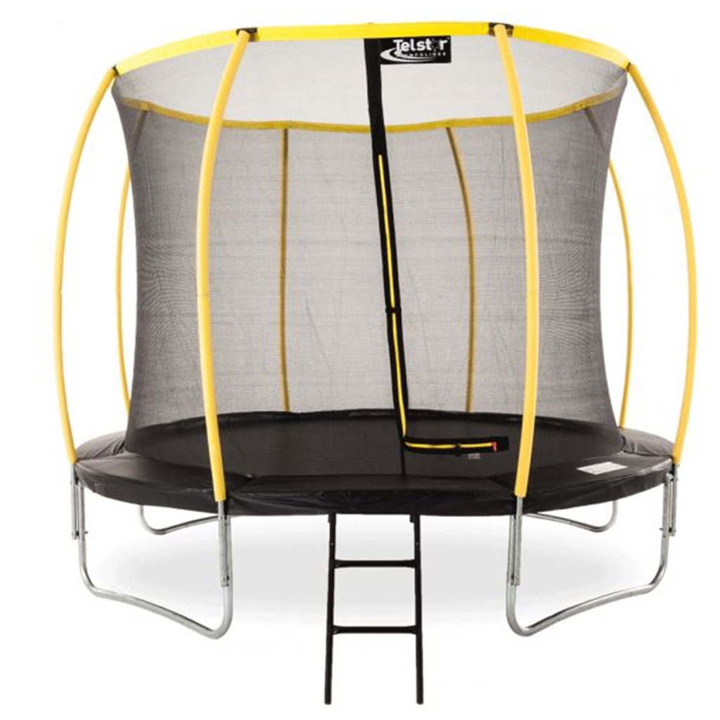Shedswarehouse Com Telstar 12ft Orbit Trampoline With