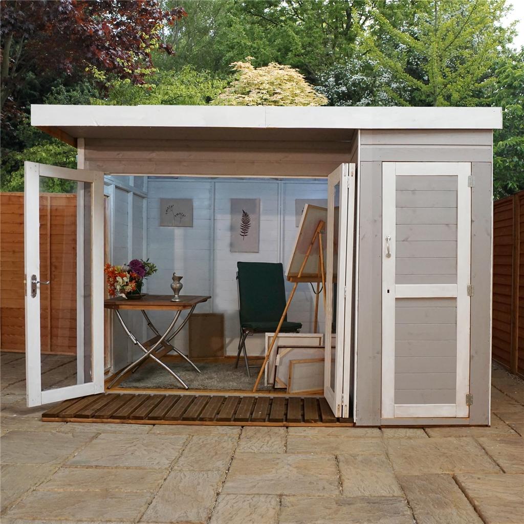 Oxford summerhouses 10ft x 8ft for Combi garden room