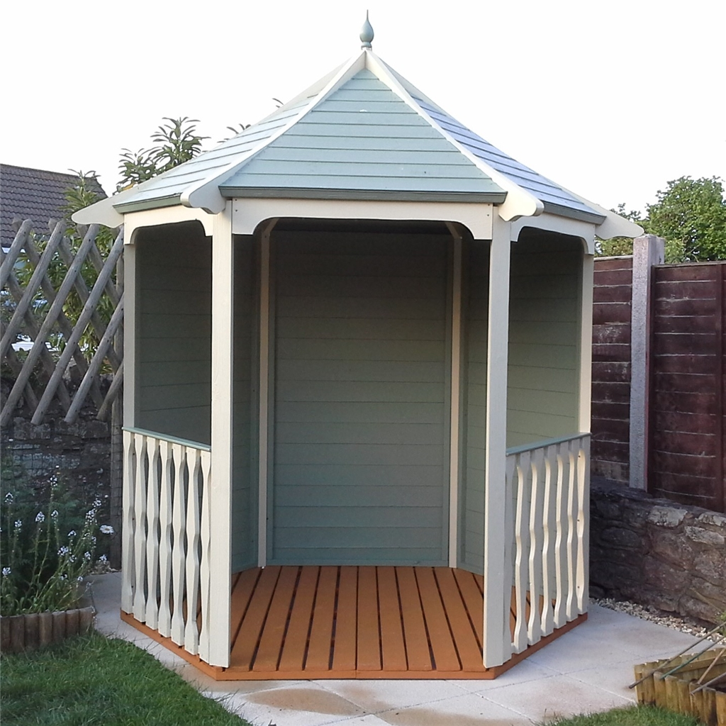 Shedswarehouse Com Stowe Arbours 6ft X 7ft Tongue