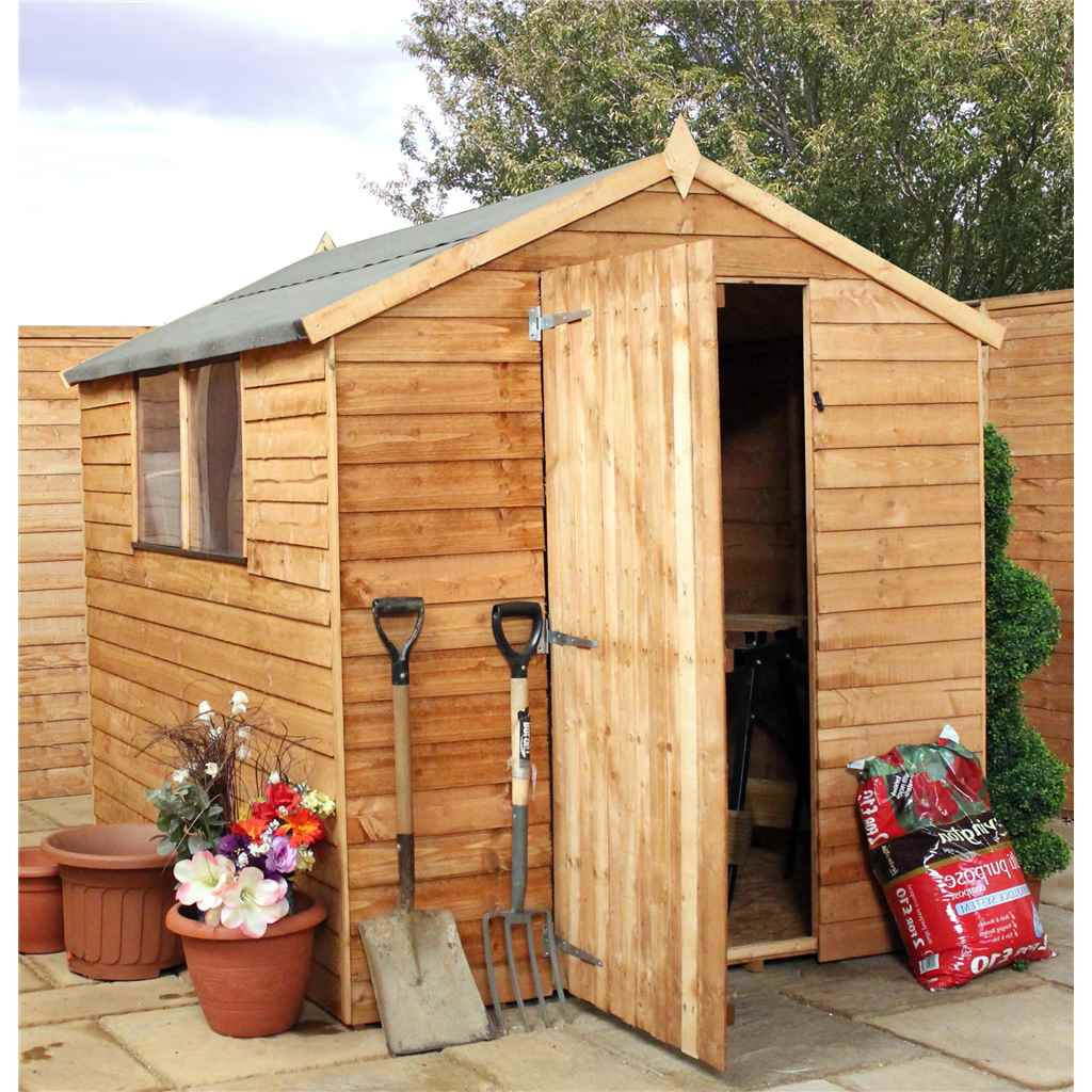 Oxford flash reduction 8ft x for Two floor shed