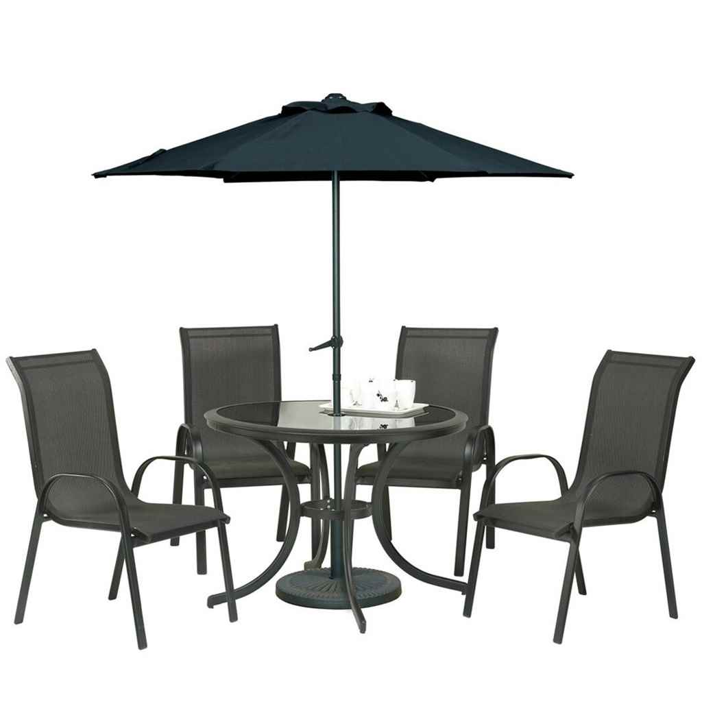 click to enlarge - Garden Furniture 4 Seater Sets