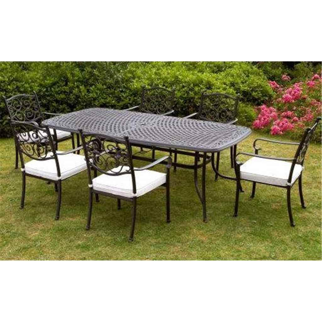 click to enlarge - Garden Furniture 6 Seats