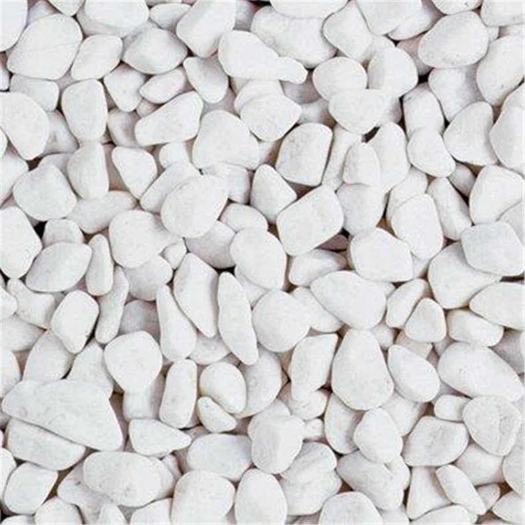Shedswarehouse Com Deco Pak Spanish White Pebbles