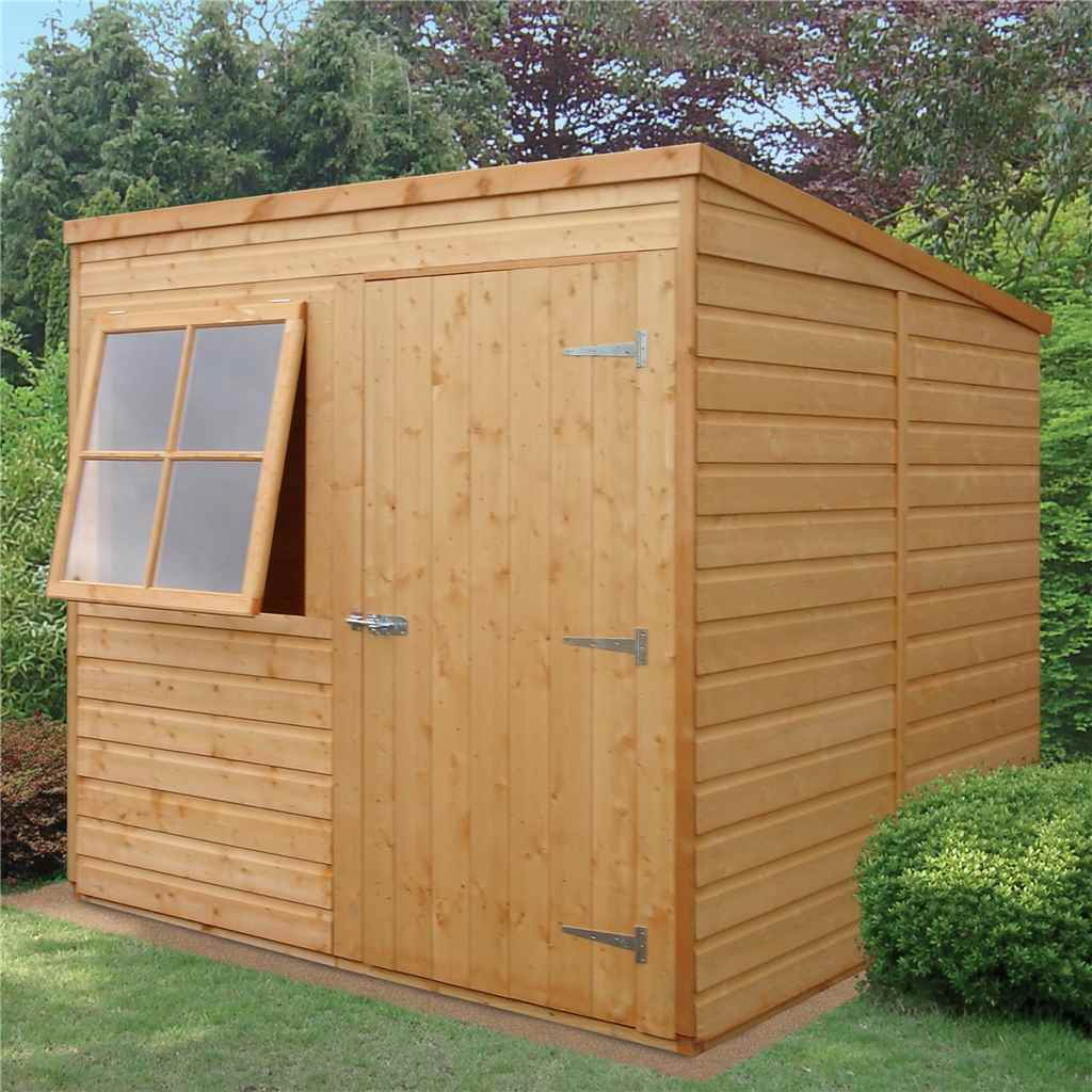 Stowe workshops 7ft x 7ft stowe for Garden shed 6x4 sale