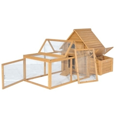 Chickens 'R' Great - HARROGATE CHICKEN COOP + FREE RUN - HOUSES 5-6 CHICKENS
