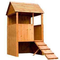 Stockade Playhouse 4ft x 4ft
