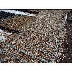 Plastic Ecobase 8ft x 6ft (20 Grids)