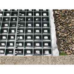 Plastic Ecobase 7ft x 7ft (25 Grids)