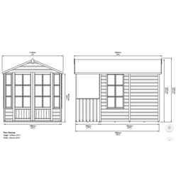 10 x 7 Summerhouse