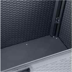 Deluxe Metal Deck Box Anthracite