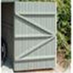 6 x 3 Lockable Tongue and Groove Pent Wallstore (12mm Tongue and Groove)