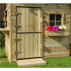 5.3ft x 7.9ft Shopkeepers Playhouse (2.41m X 1.61m)