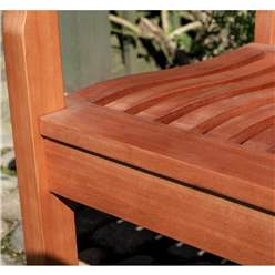 1.5m Wooden Bench
