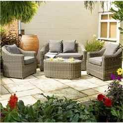 Deluxe Bunbury Sofa Set
