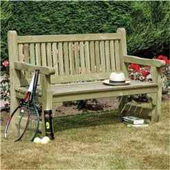 Deluxe Softwood Bench