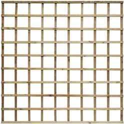 6 x 6 Heavy Duty Trellis Panel Pressure Treated - Minimum Order of 3 Panels