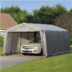 12 x 16 Compact Auto Shelter