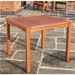 Square Dining Table