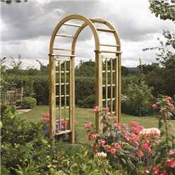 Round Top Arch