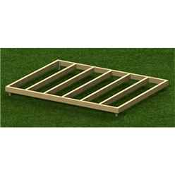 Timber Portabase 7ft x 5ft