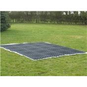 Plastic Ecobase 8ft x 4ft (15 Grids)