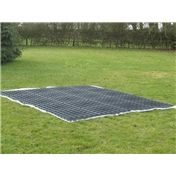 Plastic Ecobase 8ft x 7ft (25 Grids)