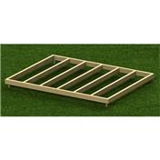 Timber Portabase 6ft x 6ft