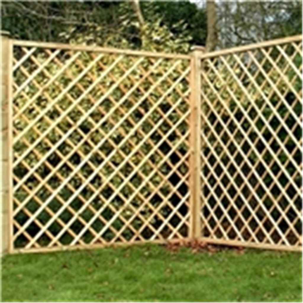 Click To Enlarge Close Lap Panel Overlap Fencing